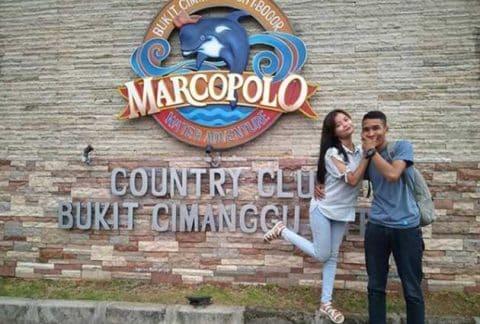 Marcopolo Waterpark Bogor Logo