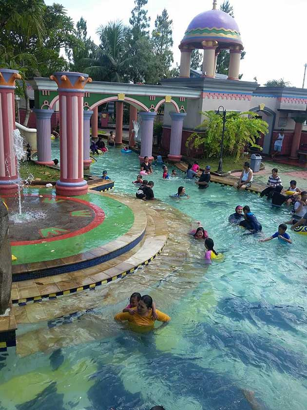 Marcopolo Waterpark Adventure Bogor Lokasi Dan Tiket Masuk