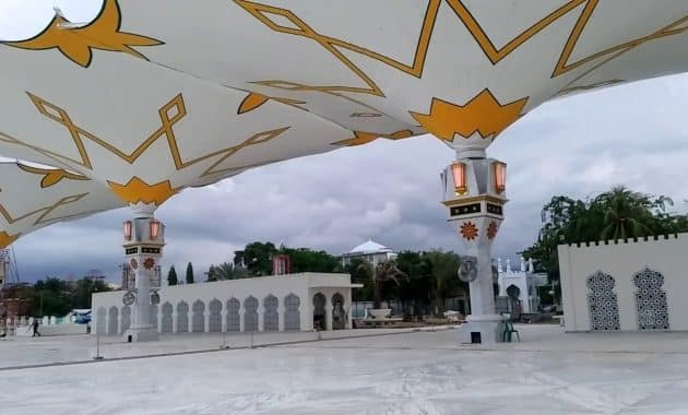 Masjid Raya Baiturrahman 2017