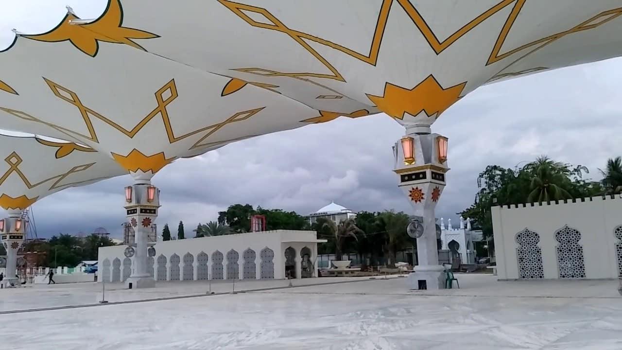 Keindahan Masjid Raya Baiturrahman Aceh Peta Lokasi + Foto 1