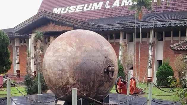Museum Lampung Bola Besi