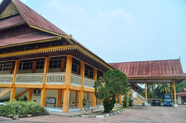 Fakta dan Sejarah Museum Sang Nila Utama, Jam Buka + Peta Lokasi 8