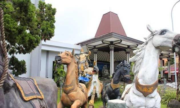 Museum Ronggowarsito Kuda Kuda