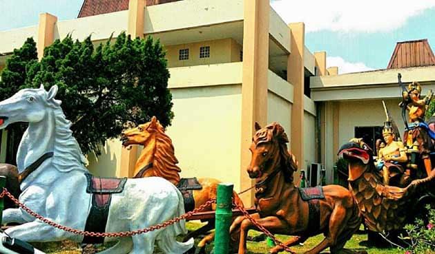 Museum Ronggowarsito Kuda