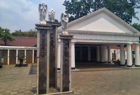 Museum Taman Prasasti Depan