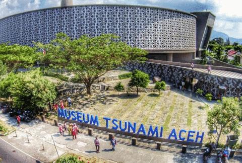 Fakta Dibalik Museum Tsunami Aceh yang Megah, Peta Lokasi + Harga Masuk 11