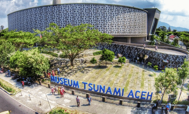 Museum Tsunami Aceh 2017