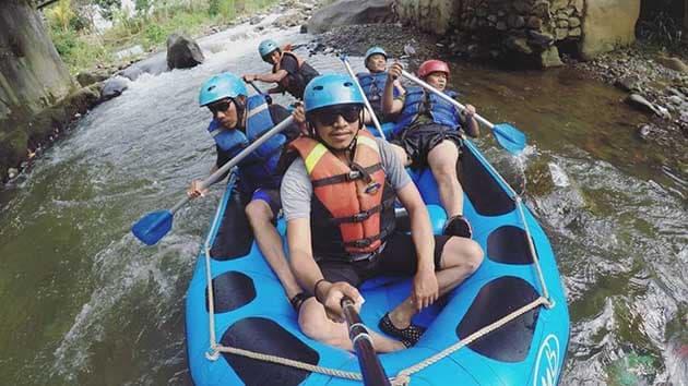Outbound Murah Bogor Puncak Air