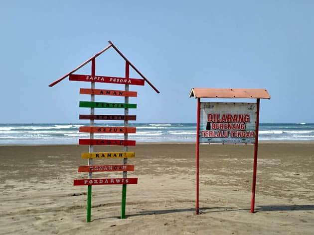 Pantai Begedur Larangan