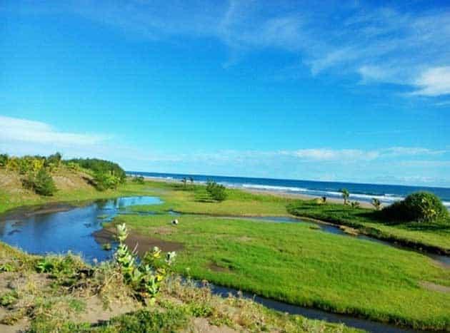 Pantai Bopong Indah