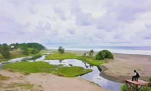 Pantai Bopong Sendiri