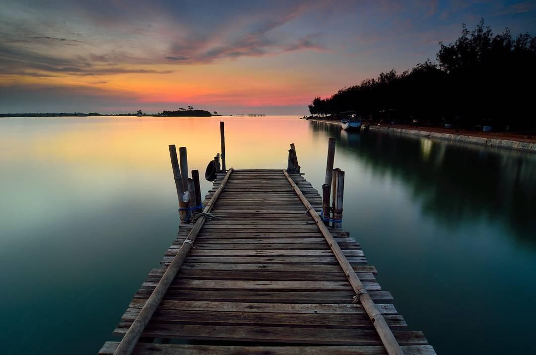 Harga Tiket Masuk dan Peta Lokasi Pantai Marina Semarang + Foto Keren 1