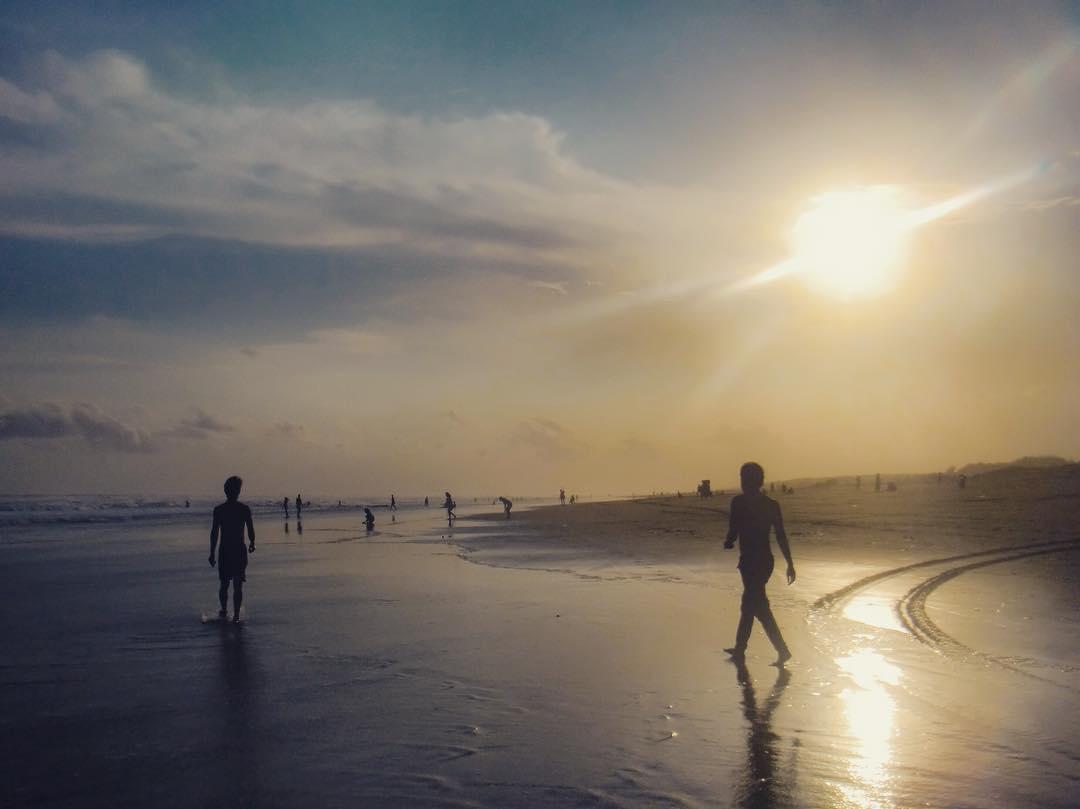Pantai Parangtritis 2018
