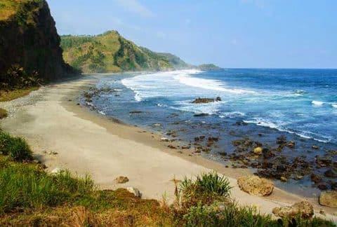 Wisata Tersembunyai Pantai Pecoran Kebumen, Harga Tiket + Gambar Keren 4