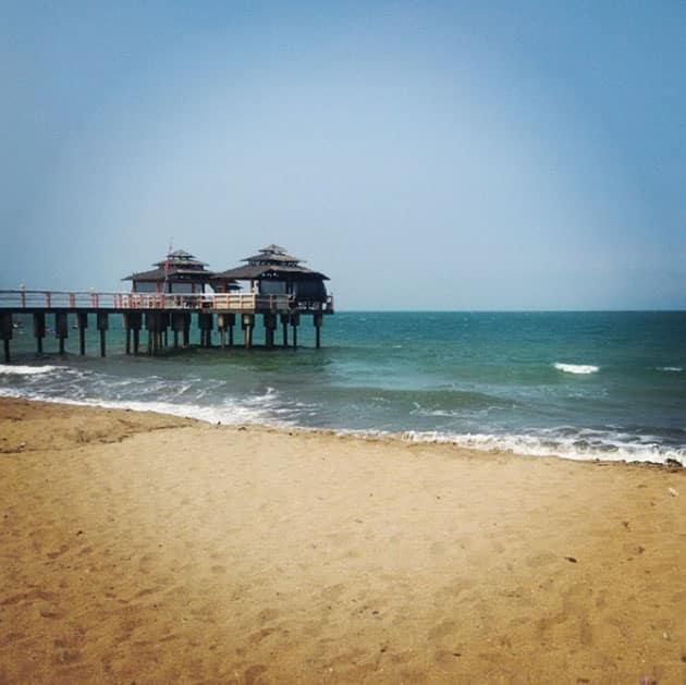 Pantai Sambolo Anyer Pasir