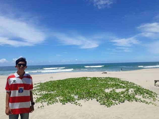 Pantai Sawarna Banten 4