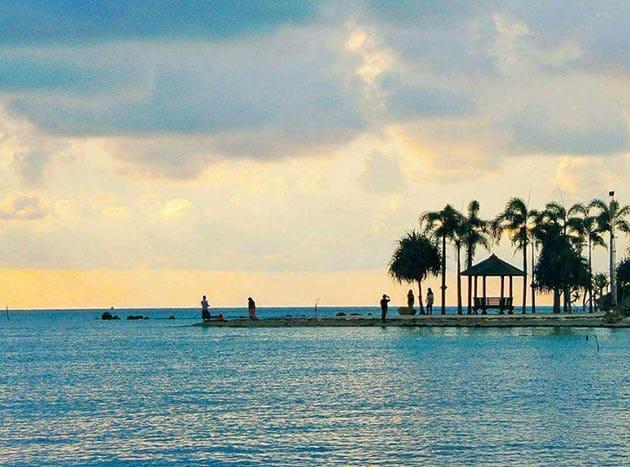 Pantai Bandengan Jepara 1