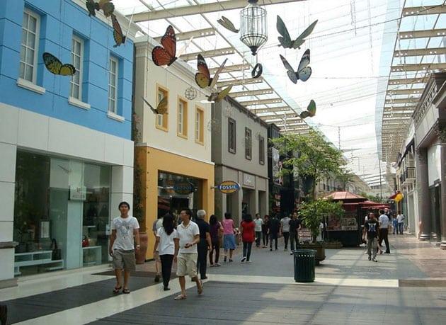 Fasilitas dan Toko Paris Van Java Mall Bandung, Hotel Terdekat + Peta Lokasi 1