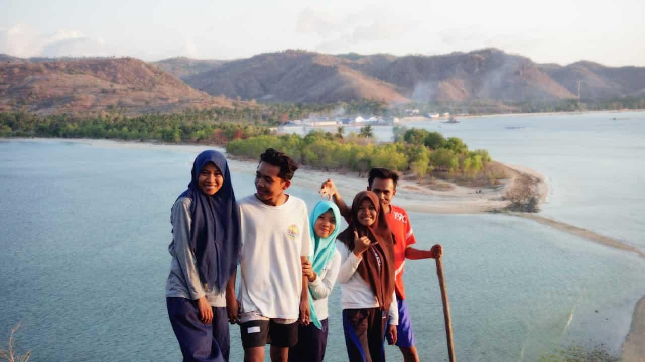 Pantai Elak Elak Lombok 2