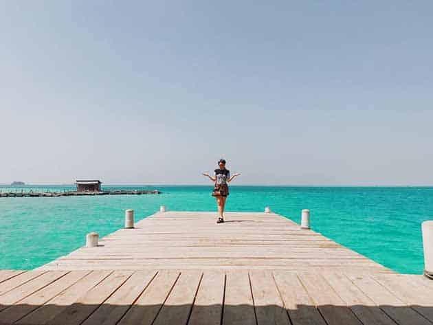 Pulau Pramuka Cantik