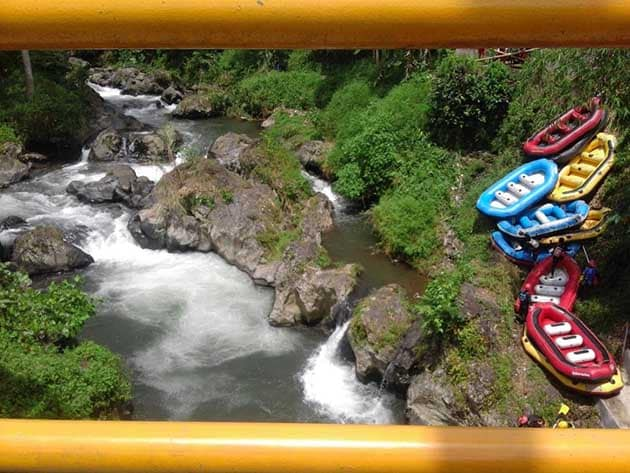 Rainbow Rafting Randudongkal Kapal