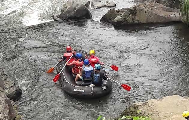 Rainbow Rafting Randudongkal Seru