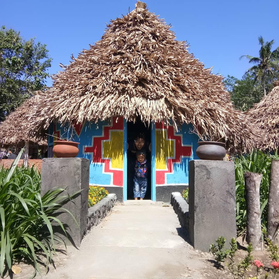 Rumah Ala Afrika
