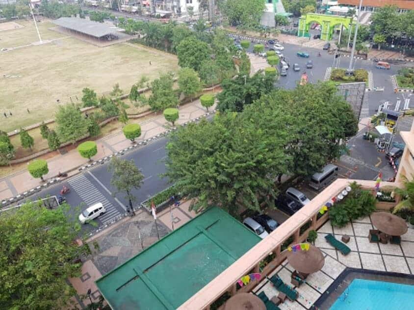 Simpang Lima Aspal