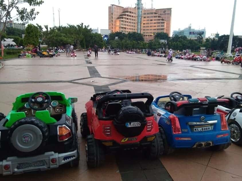 Simpang Lima Mobil