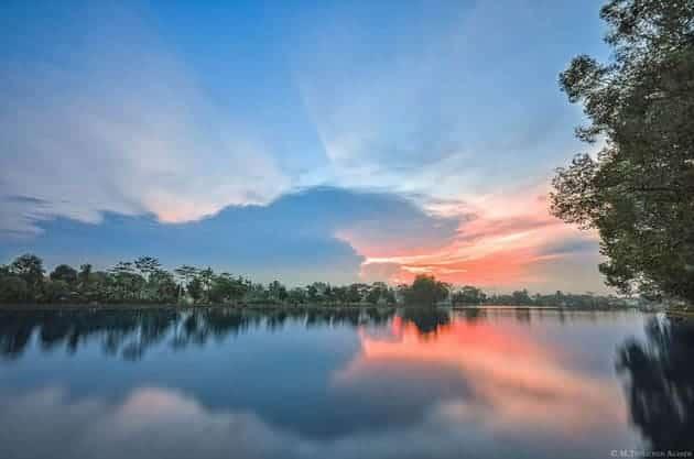 Liburan Keluarga di Taman Rekreasi Situ Gintung, Harga Tiket Masuk dan Peta Lokasi 1