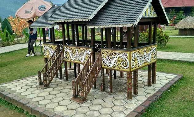 Small World Purwokerto Padang