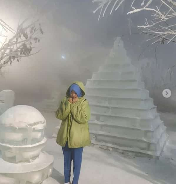 Snow World Dingin