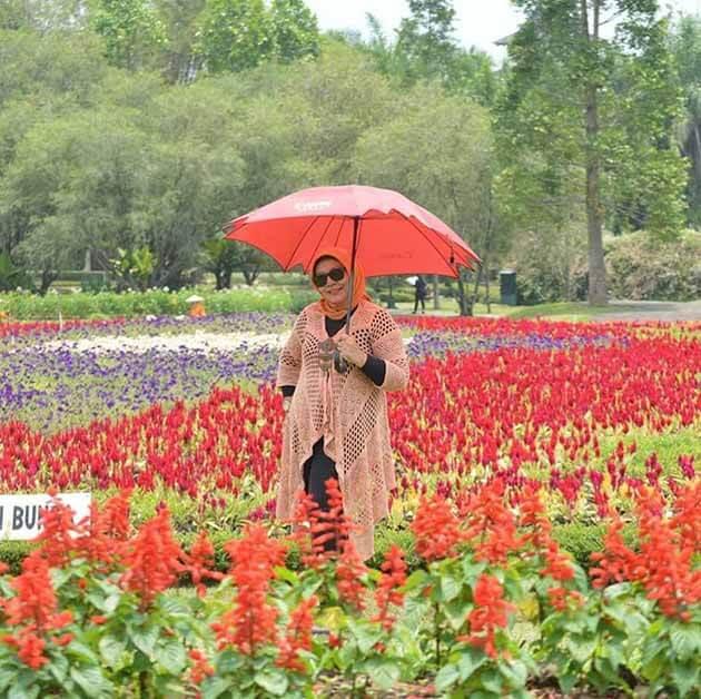 Taman Bunga Nusantara Ibu
