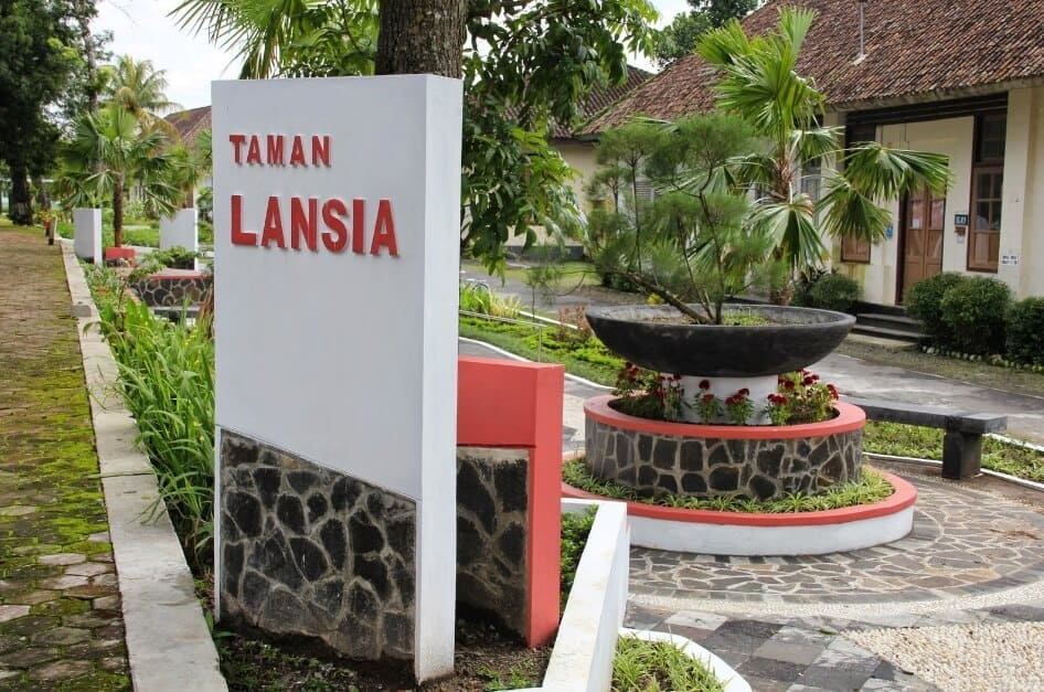 Tiket Masuk dan Peta Lokasi Taman Lansia Magelang Jawa Tengah 1