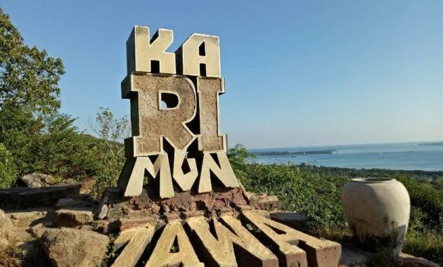 Taman-Nasional-KarimunJawa-Patung