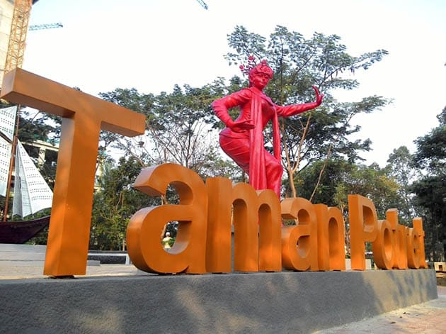 Tiket Masuk dan Peta Lokasi Wisata Taman Potret Tangerang 1