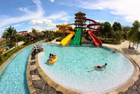 Harga Tiket dan Peta Lokasi Teejay Waterpark, Apa Saja Wahananya? 11