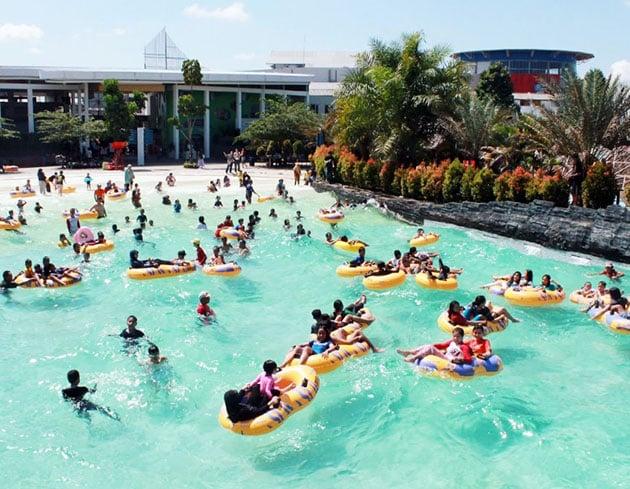 Teejay Waterpark Goyang