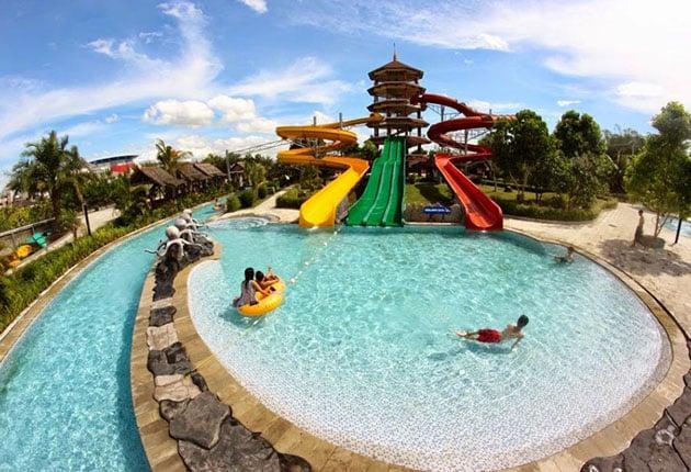 Harga Tiket dan Peta Lokasi Teejay Waterpark, Apa Saja Wahananya? 1