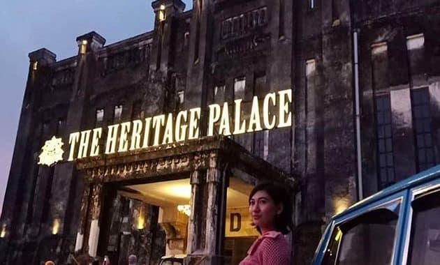 The Heritage Palace Cantik