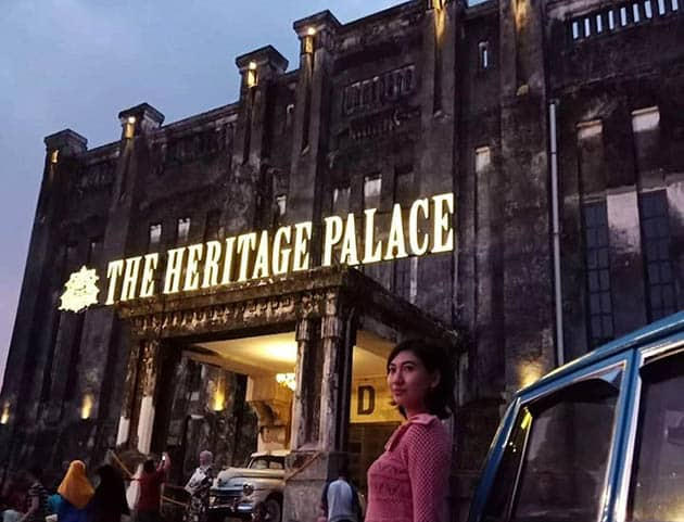 The Heritage Palace Cantik