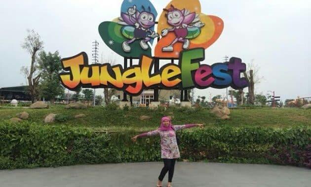 The jungle fest bogor