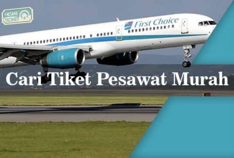 Tiket Pesawat Murah, Cara Mendapatkannya Walaupun Tidak Promo 3