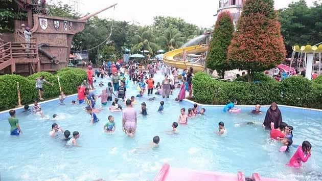 Wisata Columbus Waterpark
