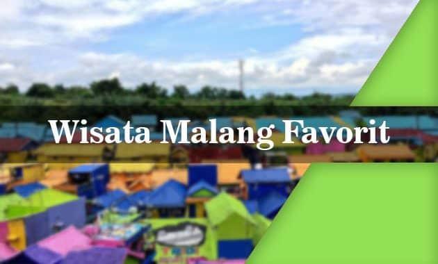 Wisata Malang Favorit