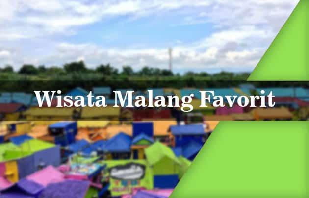 Top 100 Tempat Wisata Malang Hits Terfavorit 2020