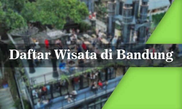 Wisata di Bandung Java