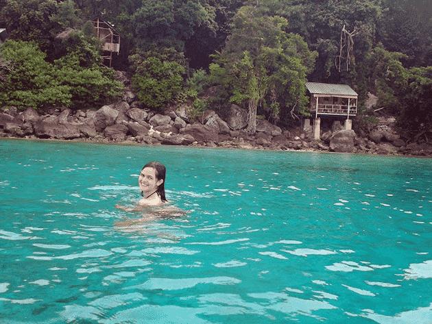 Pulau Weh Renang