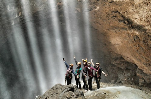 Goa Jomblang Yogyakarta