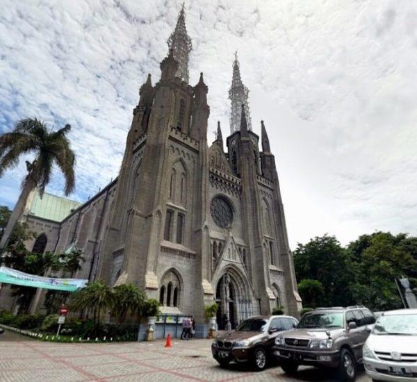 jk gereja katedral